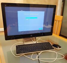 """HP Pavilion 23.8"""" All-in-One PC Touchscreen 480GB SSD 8GB RAM DVD Burner 24 inch"""