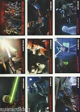 Star Wars - Clone Wars 2 Rise of the Bounty Hunters - Complete Card Set (90) NM