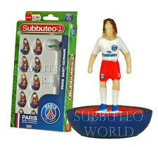 Paris Saint Germain Subbuteo Equipo. Paul Lamond futbolín, mesa de fútbol.