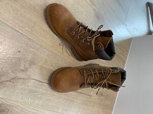TIMBERLAND womens boots UK3.5