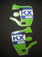 KX 500 KX500 1988 Rad Decals Graphics Stickers will fit 1988 to 2004