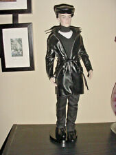 """Tonner Doll FREEDOM FOR FASHION NEO TOKYO 17"""" LE 500 RARE BARLEY USED"""