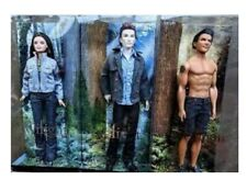 Barbie Twilight Series Collector Bella Swan Edward Cullen And Jacob Black!