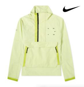Nike Sportswear Tech Pack Men's Woven Jacket CK0710 Green Limelight size Medium