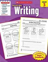 Scholastic Success with Writing, Grade 3 - Paperback By Scholastic - GOOD