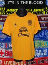 5/5 Everton adults XXL 2011 away MINT football shirt jersey trikot soccer