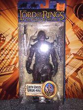 Lord of the Rings Cirith Ungol Uruk-Hai Figure