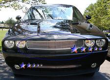 Billet Grille 2009 - 2014 Dodge Challenger Main Upper Aluminum