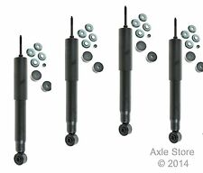 4 New Shocks Full Set Ltd Lifetime Warranty Fit 4WD Models Only Free Shipping