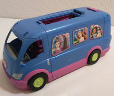 """2004 POLLY ! Pocket Disco Party Bus Rock & Roll Van 10"""" Long Battery Operated"""