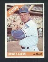 1966 Topps #372 Harvey Kuenn NM/NM+ Cubs 116813