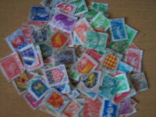100 DIFFERENT FRANCE STAMPS,NICE.