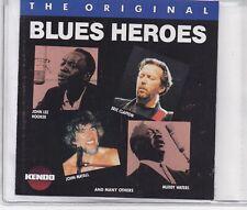 Blues Heroes-The Original cd album
