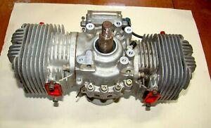 Weslake WAE 342 Twin aero engine for BIG models or Paramotor, Hang Glider etc.