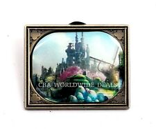 New Disney Parks Alice Through the Looking Glass Mystery Pin - Castle Chaser Le