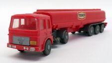 Wiking Modelle HO 1/87 Scale 78 - MAN Tanker Truck - Texaco