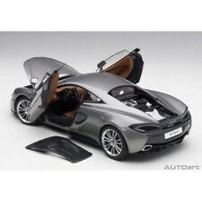 1-18 2016 McLaren 570s (blade Silver) Autoart 76043
