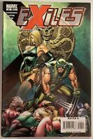 EXILES 93 / 8.0 VERY FINE + /  MARVEL Comics 2007