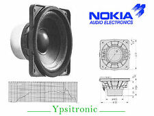 "NOKIA HI-FI FULL RANGE LPB 80/14/85 S 3"" 7W/16Ω High Quality GERMANY NEW"