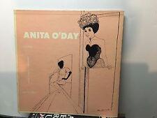"""ANITA O""""DAY - Collates ~CLEF 10"""" 130 {dg orig} [DAVID STONE MARTIN COVER] ->RARE"""