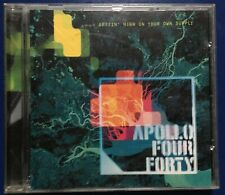 CD APOLLO FOUR FORTY GETTIN HIGH ON YOUR OWN SUPPLY SSX3440 UK 1999