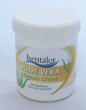 (1,99€/100ml) Aloe Vera Balsam Creme 250ml mit Sheabutter,Urea und Lavendelöl