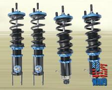 88-91 Honda Civic/Crx Ef Si DX LX Shock Strut 22 Way Suspension Coilover Damper