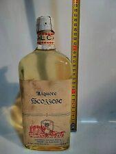 Liquore scozzese volca , sigillo stella (1950's) 45°, 100cl bot 1