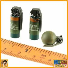 MOH Warfighter Voodoo - Grenades Set - 1/6 Scale - Soldier Story Figures