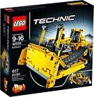 LEGO TECHNIC 42028: Bulldozer - nuovo in scatola