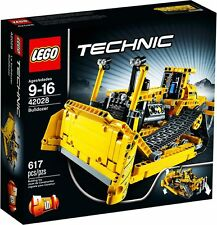 LEGO TECHNIC 42028: Bulldozer - Brand NEW in Box