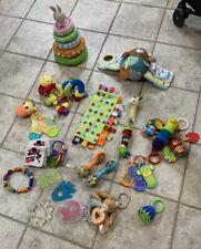 Baby Toy..teething Lot..HUGE LOT