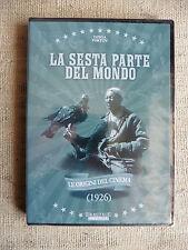 Le origini del cinema (1926) - La sesta parte del mondo - di Dziga Vertov  DVD