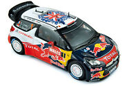 1/18 NOREV CITROEN DS3 WRC  World Champion Rallye GB 2011  Loeb / Elena 181557