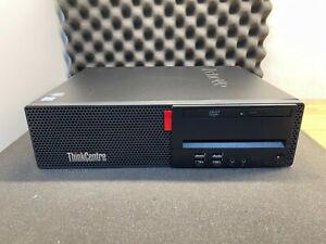 Lenovo ThinkCentre M710s, i7-7700 3.60GHz, 16GB PC4 Ram, 1TB SSD, Win 10