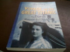 Ellen Emerson White My Story Voyage on the Great Titanic : The Diary of Anne Bra