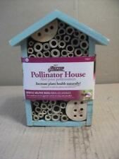 Nature's Way Better Gardens series Pollinator (Bee) House -Blue House- *