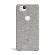 Genuine Google Pixel 2 Fabric Case - Cement
