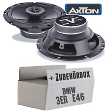 BMW 3er E46 Coupe / Limo Heck - Axton AE652F | 16cm 2-Wege Koax Lautsprecher - E