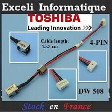 Dc-klinkenbuchse kabel CNNECTOR dw508 TOSHIBA SATELLITE S955-S5166 S955-SP5264SM