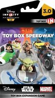 Disney Infinity 3.0: Toy Box Speedway (a Toy Box Expansion Game) (PS4/Xbox) new
