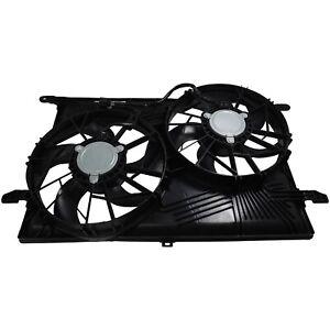 23434158 Cooling Fan Motor/Shroud Assembly OEM GM Enclave Acadia Traverse