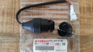 OEM Yamaha IGNITION SWITCH YFZ350 2002-2006 YFZ 350 BANSHEE KEY SWITCH