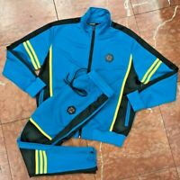Men/'s BlackYellow Tweety and Sylvester Tracksuit