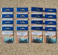 Lotto Girelle con moschettone, pesca, Rolling Swivels with Snap - 16pz
