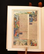 1931 Catalogue of Illuminated and Other Manuscripts Uncommon Illustrated