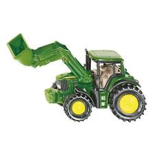 Siku 1341 John Deere with Front Loader 1:72 Scale
