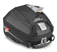 BMW R 1200 GS 2017 TANK BAG Givi ST602 Tanklock Bag 4L + BF Fitting Ring Tankbag