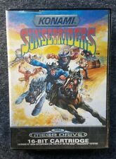 SUNSET RIDERS - SEGA MEGA DRIVE - RARE PAL - More MegaDrive Games Available! B