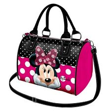 Borsa Donna Disney Bauletto Minni Minnie 03509